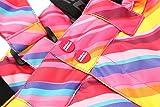 PHIBEE Girls' Waterproof Windproof Breathable