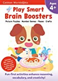 Play Smart Brain Boosters 4+: For Ages 4+ (Gakken Workbooks)