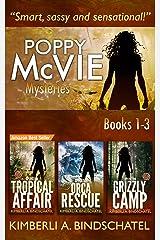 Poppy McVie Mysteries Books 1-3 (The Poppy McVie Box Set Series Book 1) Kindle Edition