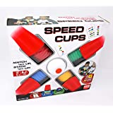 Tradeopia Corp. Speed Cups Stacking Game Set
