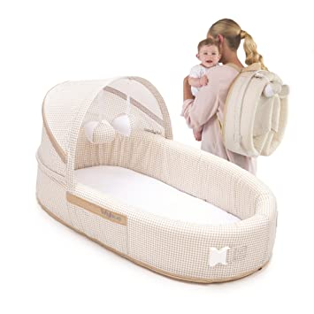 Amazon.: LulyBoo Portable Infant Bed : Infant And Toddler