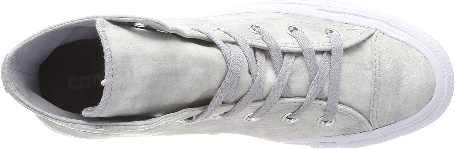 Converse Chuck Taylor All Star Core Hi Wolf Grey/Wolf Grey/White