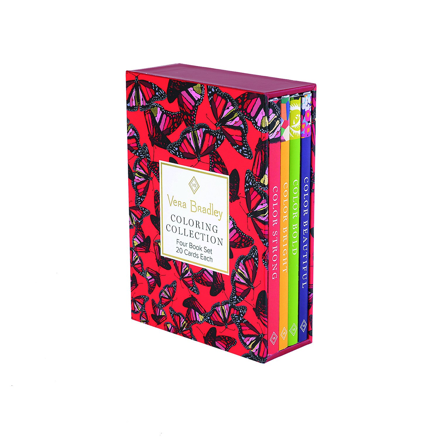 Vera Bradley Coloring Collection product image