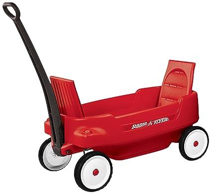 amazon com radio flyer pathfinder wagon toys games