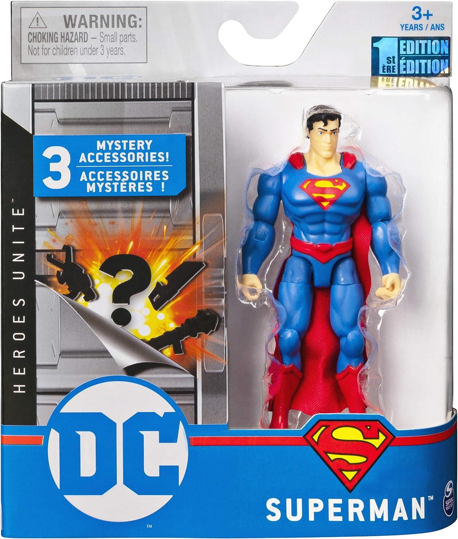 DC Comics Figura 4 pollici-SUPERMAN