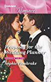 Proposal for the Wedding Planner (Wedding of the Year)