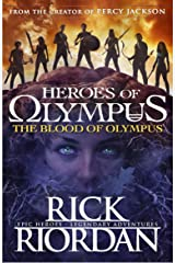 The Blood of Olympus (Heroes of Olympus Book 5) Paperback