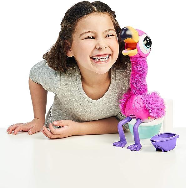 Little Live Pets Gotta Go Flamingo interactive pet for kids