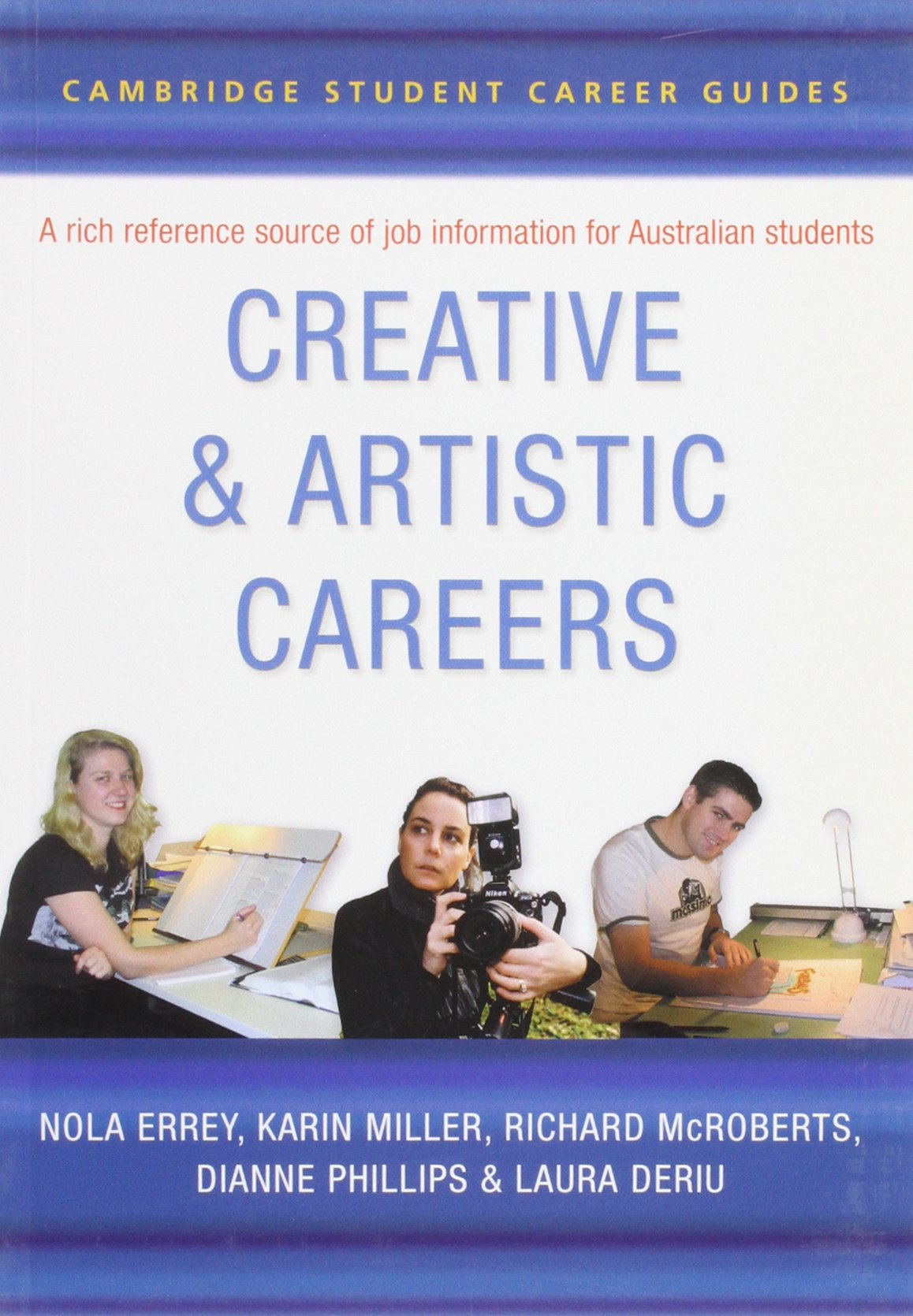 Cambridge Student Career Guides Creative and Artistic Careers (Cambridge Career Guides) pdf
