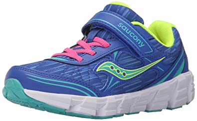 Saucony Kotaro 2 Alternative Closure Sneaker (Little Kid/Big Kid), Blue/