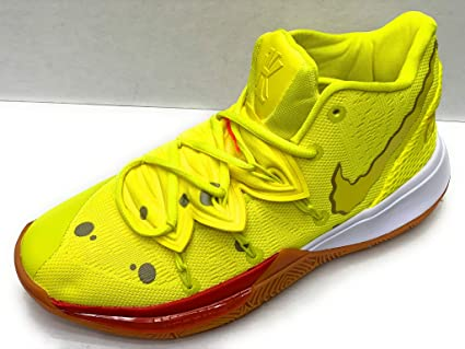 estilo atractivo fábrica auténtica calidad confiable Tenis Nike Kyrie Irving Bob Esponja (26.5): Amazon.com.mx ...