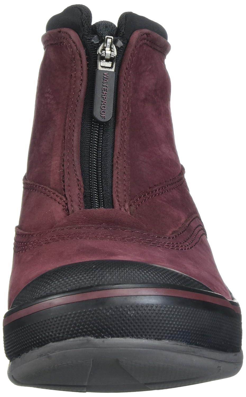 CLARKS Women's Muckers Hike Snow Boot B01MY00XSU 6.5 B(M) US|Burgundy