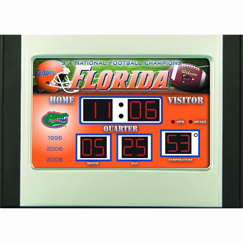 Amazoncom Florida Gators Scoreboard Desk Alarm Clock Health