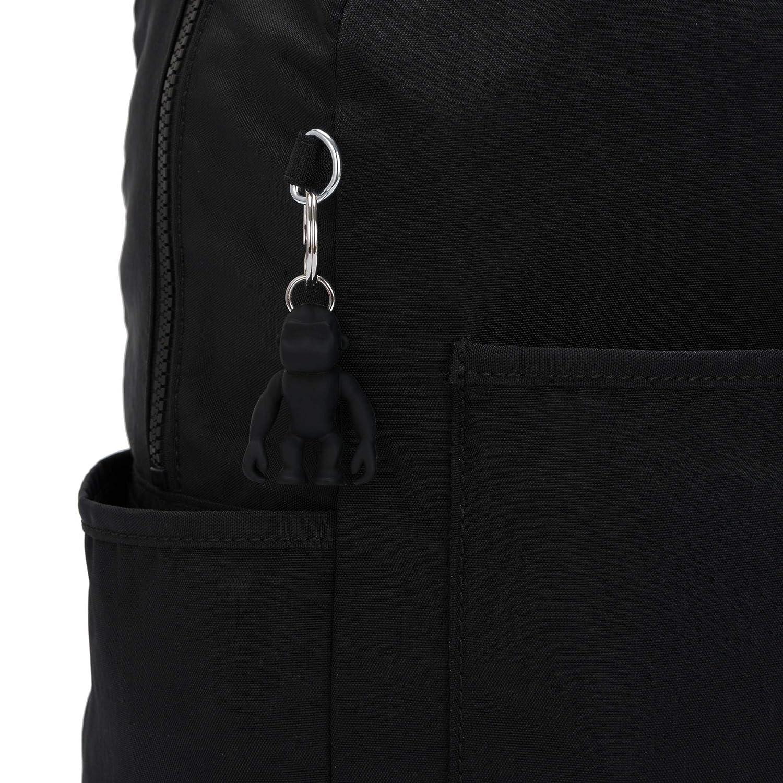 Kipling Bennett medium ryggsäck Black Noir