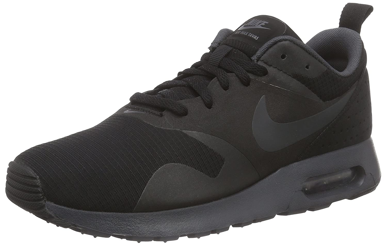 [ナイキ] NIKE スニーカー AIR MAX TRASIT B00R54ZQDK US08.5 Black/Black/Anthracite