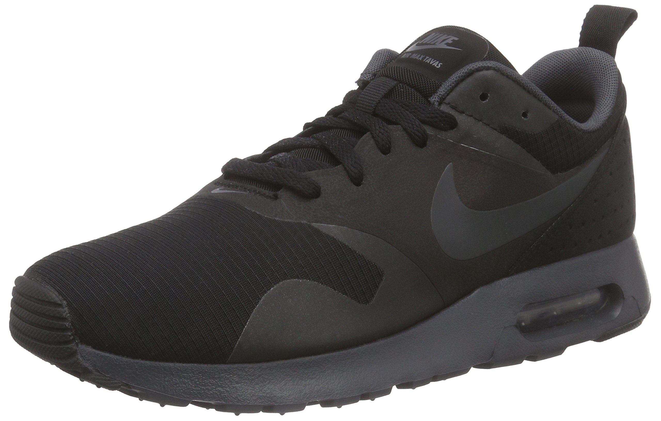 Nike Mens Air Max Tavas Running Shoe (BlackAnthracite Black, Size 9.5 M US)