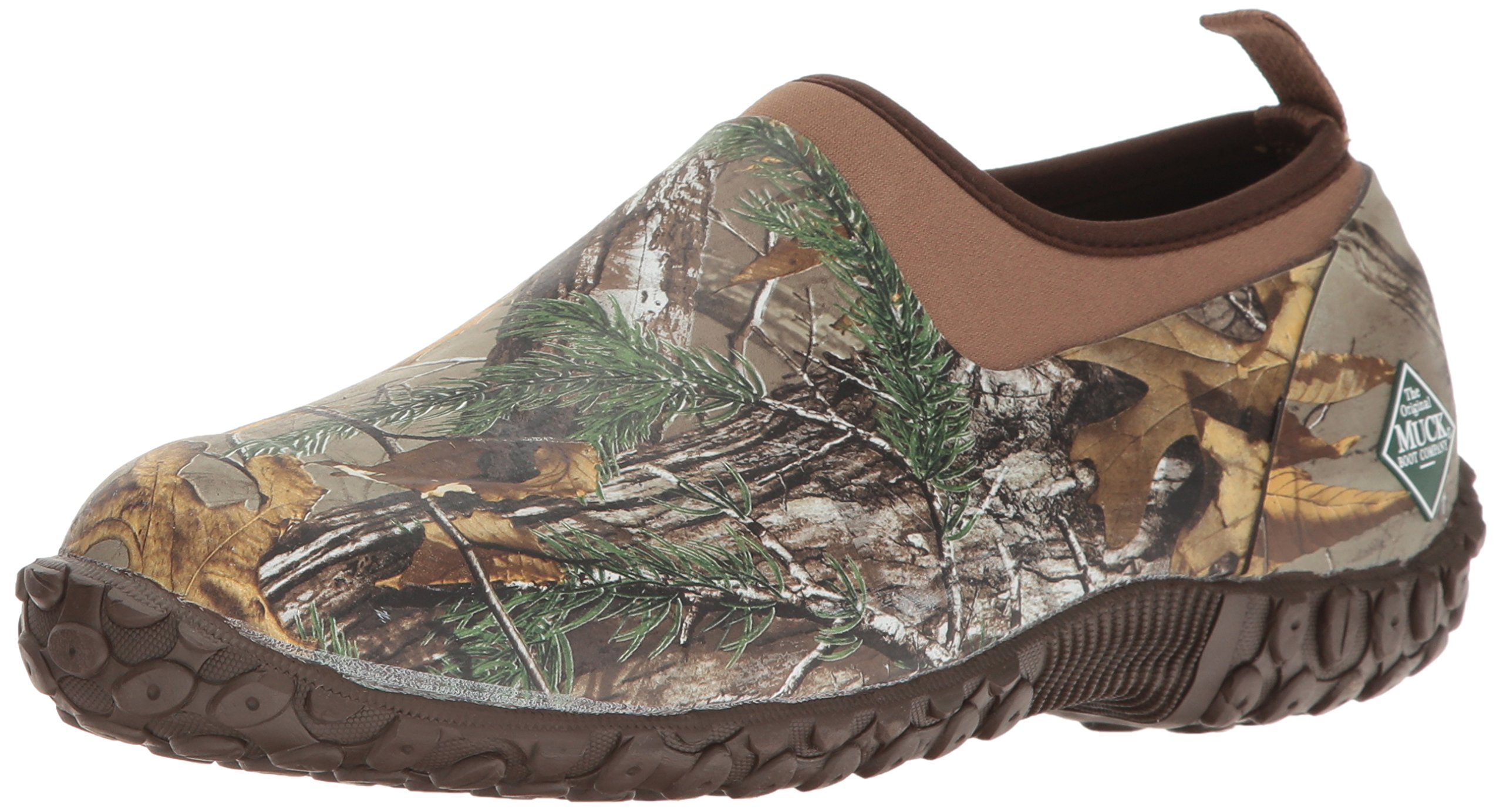 Muckster ll Men's Rubber Garden Shoes,Realtree XTRA,8 US/8-8.5 M US by Muck Boot