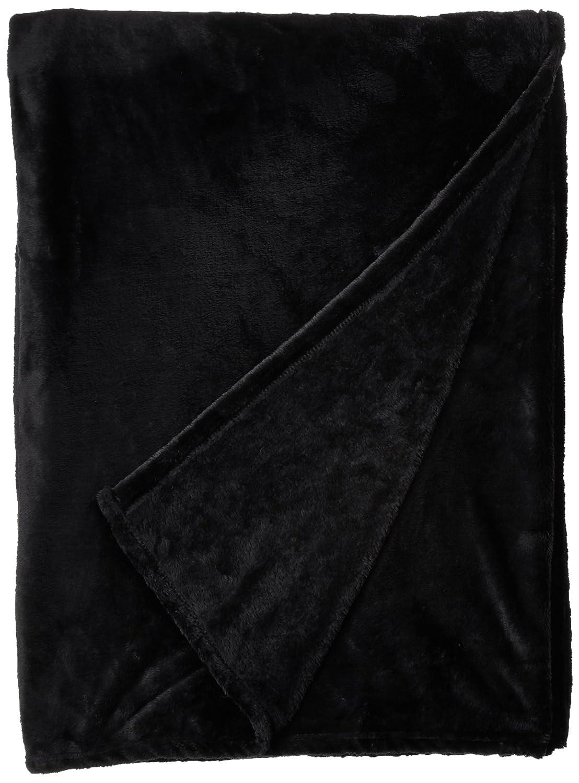 Intelligent Design ID51-830 Microlight Plush Blanket Twin/Twin X-Large Navy, Twin/XL