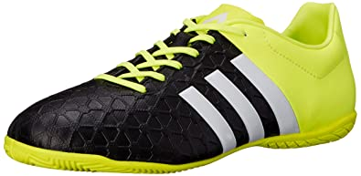 the latest fdf84 e0946 adidas Performance Men's Ace 15.4 Indoor Soccer Shoe