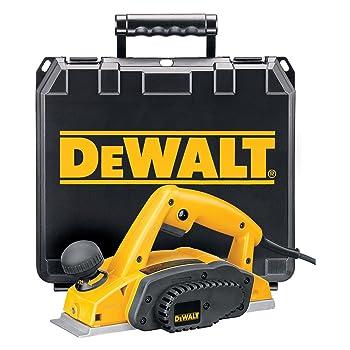 DEWALT DW680K 7 Amp 3-1/4-Inch Planer - the best hand planer