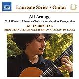 Guitar Laureate Arango [Alí Arango] [NAXOS: 8573506]