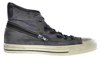 26d74314f5fe45 Converse Chuck Taylor Zip Hi Men s Sneakers Charcoal 139989c (7.5 D(M) US