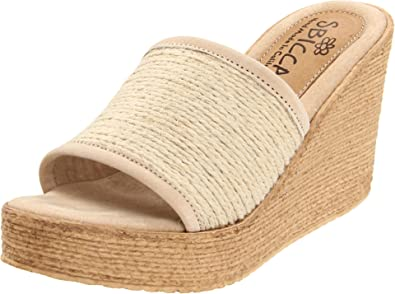 e4ac284b1732 Sbicca Women s Blondie Wedge Sandal