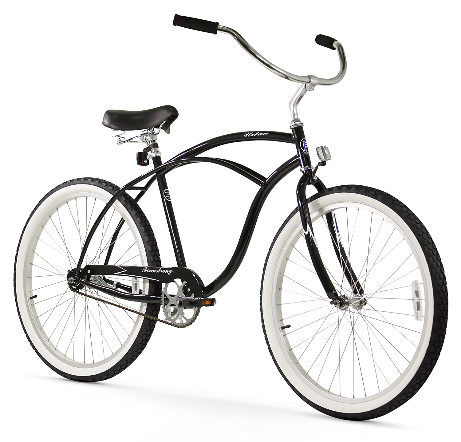 Firmstrong Urban Man Beach Cruiser Bicycle