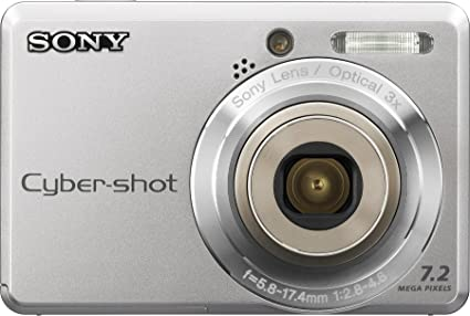 SONY CYBERSHOT 7.2 TELECHARGER PILOTE