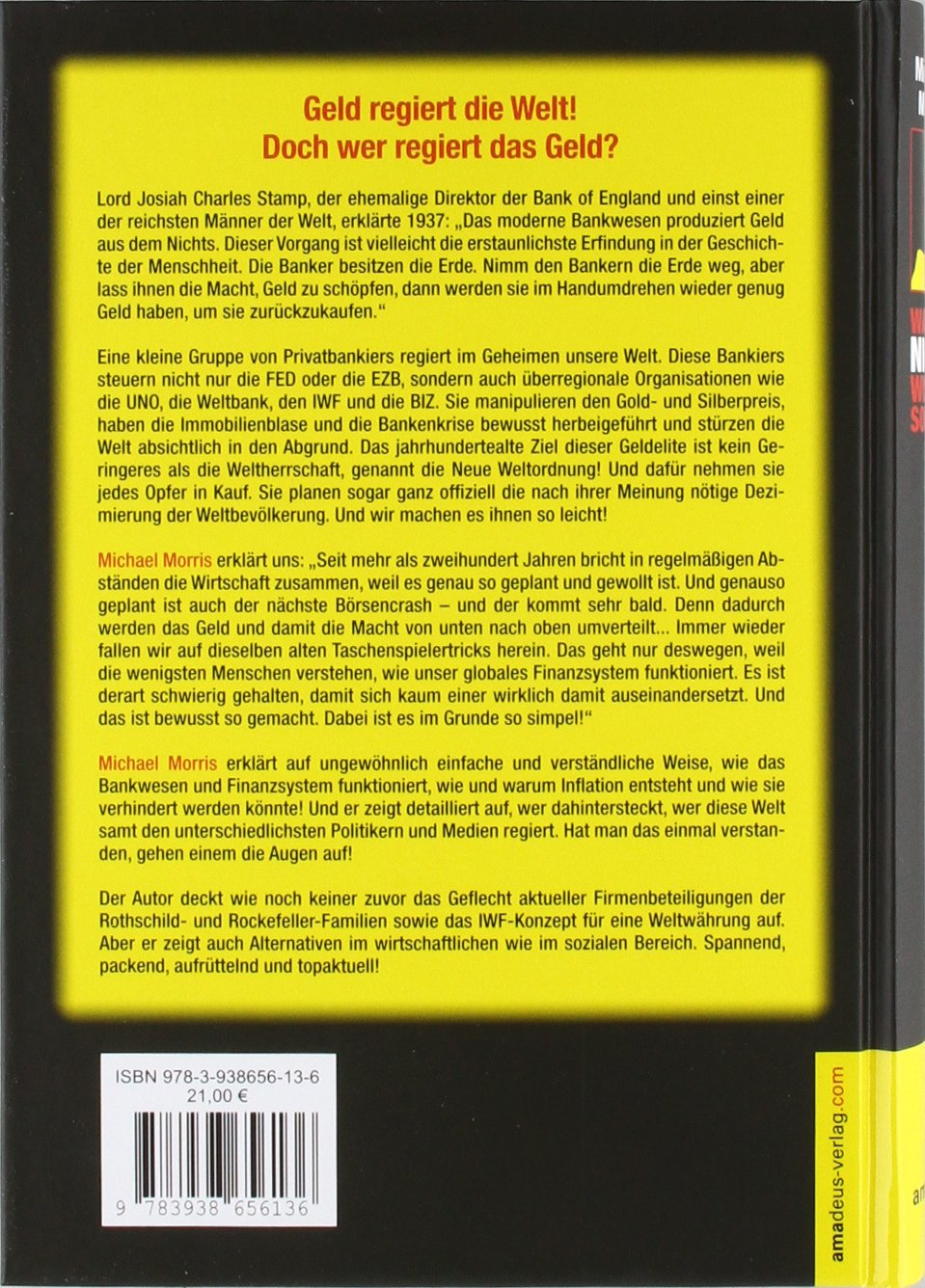 Michael Morris: 9783938656136: Amazon: Books