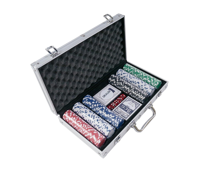 Juego de póquer Fichas de póquer (300 Juego de póquer ...