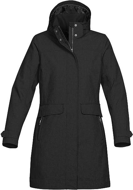 86fd7902a Storm Womens WATERFORD EXTREME WEATHER Jacket Coat WXJ-1W-BLACK -M