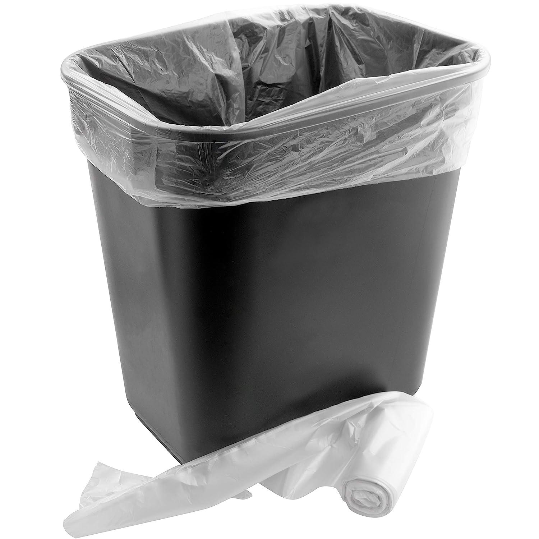 Cubo de basura y 4 revestimientos de galón: Amazon.es: Hogar
