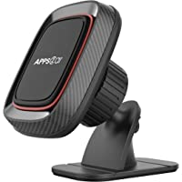 Magnetische Telefoon Car Mount, APPS2Car 360 ° Dashboard Magnetische Auto Telefoonhouder, Universele Auto Telefoonhouder…