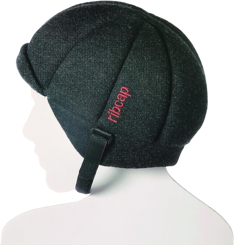 Ribcap The All New Premium Original Lenny Impact Resistance Extra Protective Beanie Cap