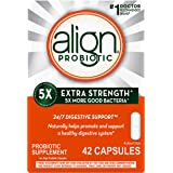 Align Probiotic Extra Strength, #1 Doctor Recommended Brand, 5X more good bacteria to Help support a healthy digestive system