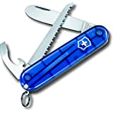 "Victorinox My First Pocket Knife ""my First"" In Blue - pink/silver, S"