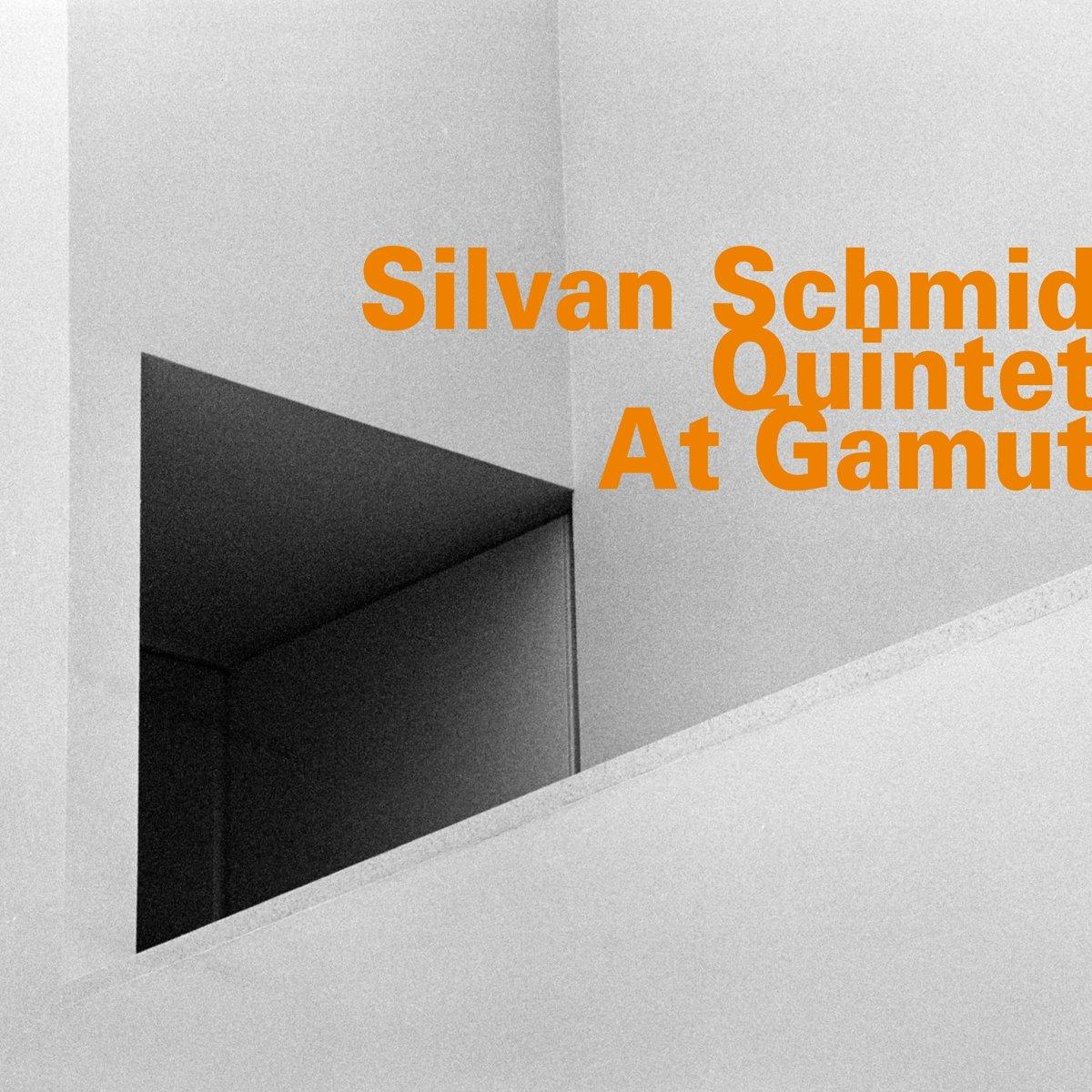 CD : Silvan Schmid - At Gamut (CD)