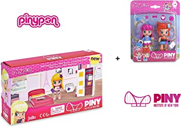 Famosa PinyPon - Pack Pinypon Habitacion Julia (700014155) + 2 ...