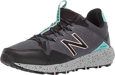 New Balance Crag V1 Fresh Foam, Zapato para Correr Estilo Trail Running para Hombre: Amazon.es: Zapatos y complementos