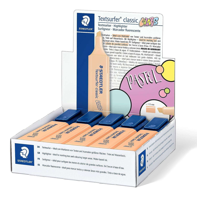 Textsurfer Classic 364 Edition Colors Surligneur Pointe Biseau 1 /À 5 Mm Noir