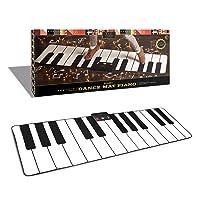 FAO Schwarz Musical Step 'N' Play Piano Dance Mat, Large