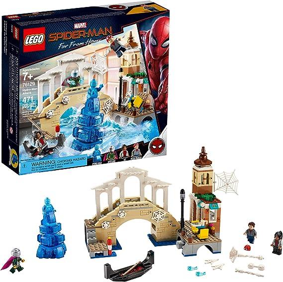 LEGO 76129 LOOSE HYDRO-MAN FIGURE