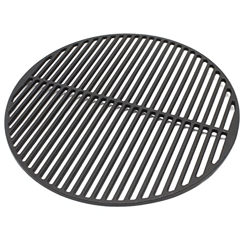 Cast iron Barbecue grate round 54,5 cm massive for ball grill and round grill
