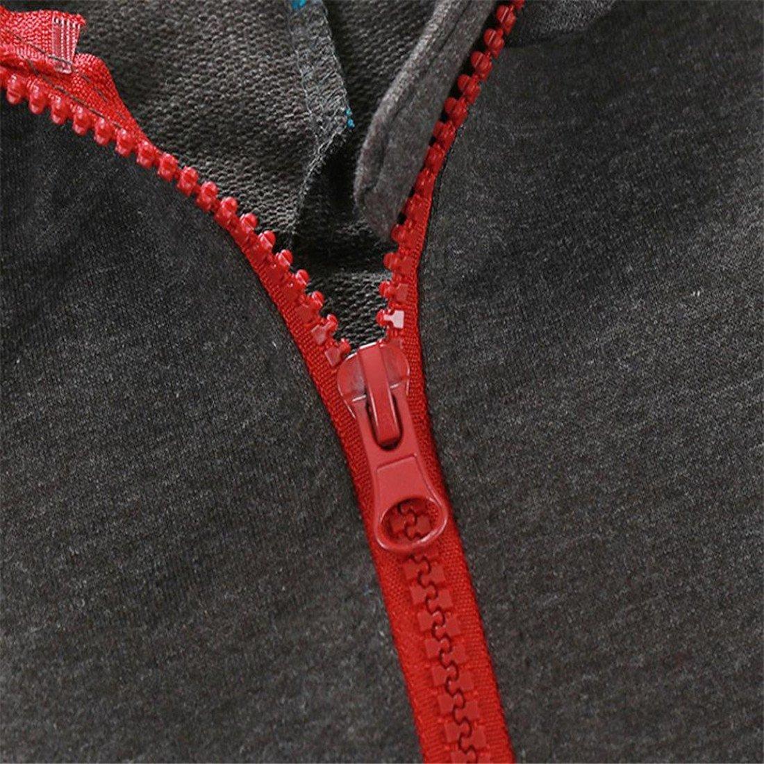 Btruely Baby Jacke Baby Kleinkind Junge M/ädchen Winterjacke Kinderjacken Winter Warm Mantel Jacke Dicke Kleidung Winter Dinosaurier Muster mit Kapuze Rei/ßverschluss Sweatshirt