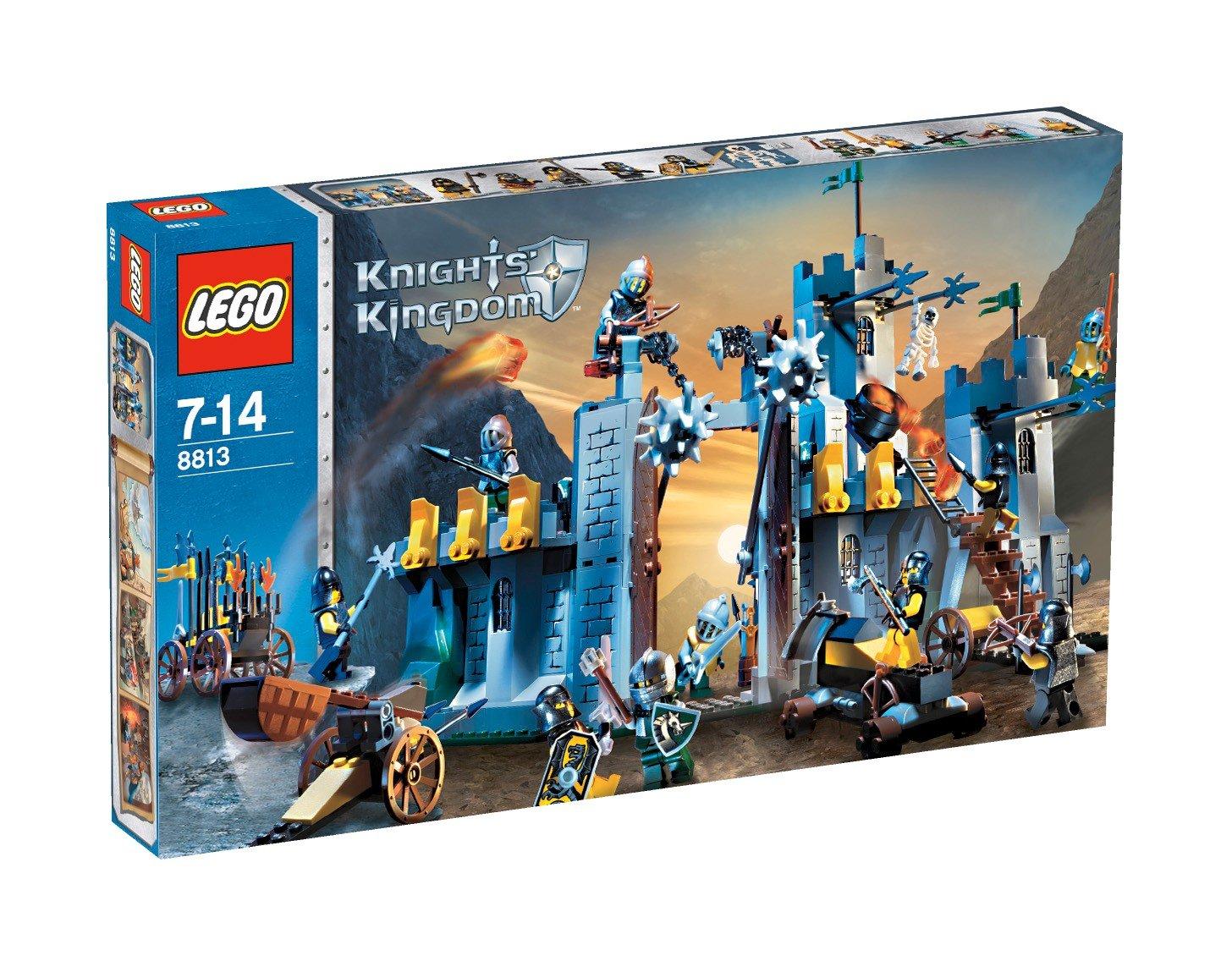 レゴ (LEGO) 騎士の王国 国境の戦い 8813   B000EU1I34