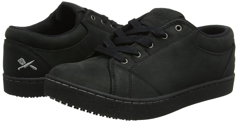 /37//4/Mozo Mavi de las mujeres antideslizante zapatillas deportivas 4/UK Zapatos para Crews m31174/ color negro