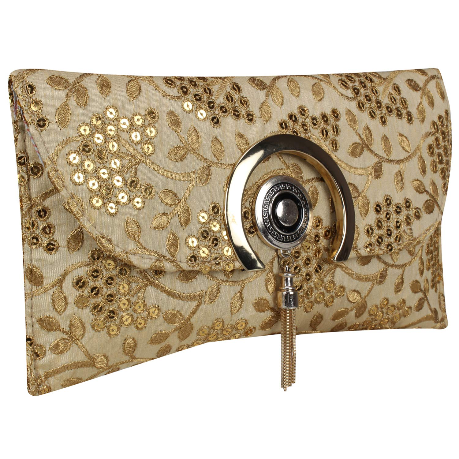 Indian Attractive Hand Bag/Clutch/ Strap