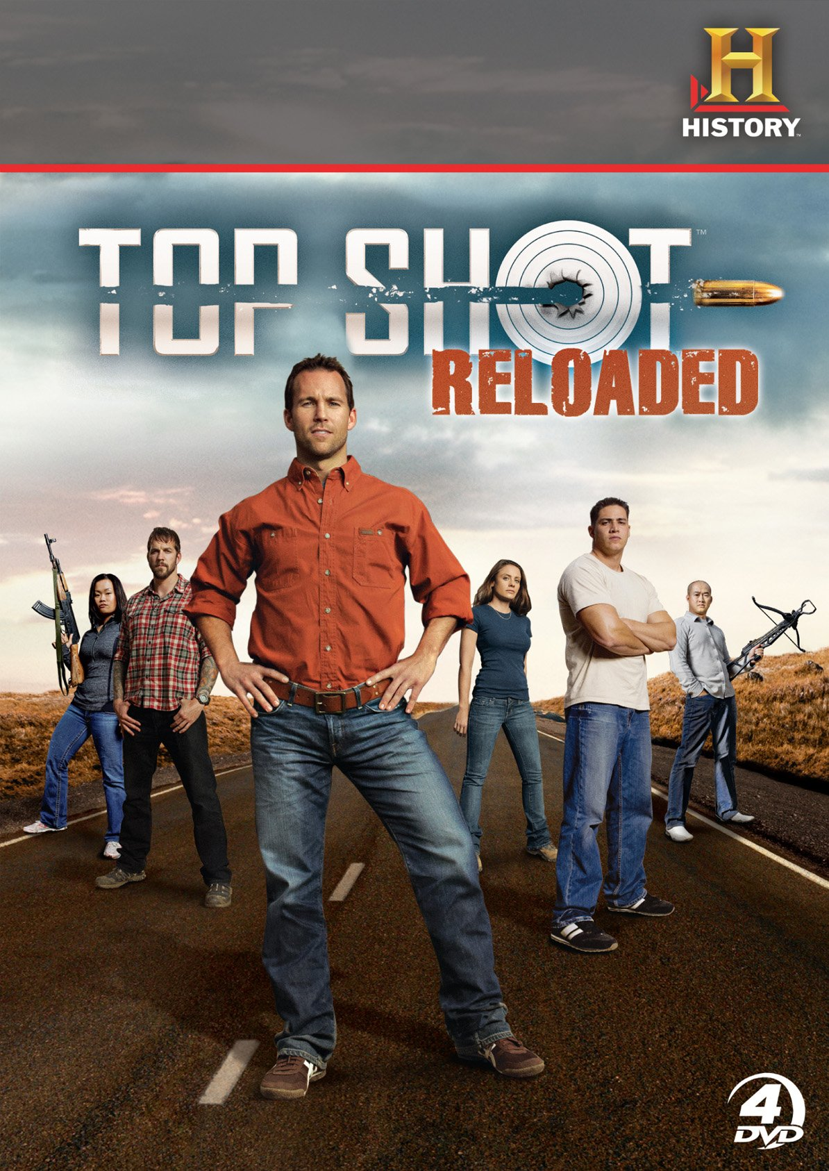 Top Shot Reloaded: Season 2 [DVD]