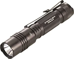 Streamlight 88083 ProTac 2L-X USB, Rechargeable USB battery, USB cord and holster and Box - 500 Lumens,Black